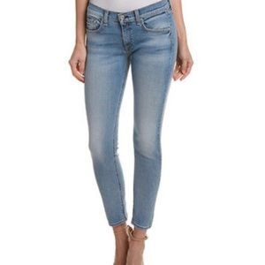 🌼RAG & BONE CAPRI SKINNY JEANS IN ARSENAL COLOR